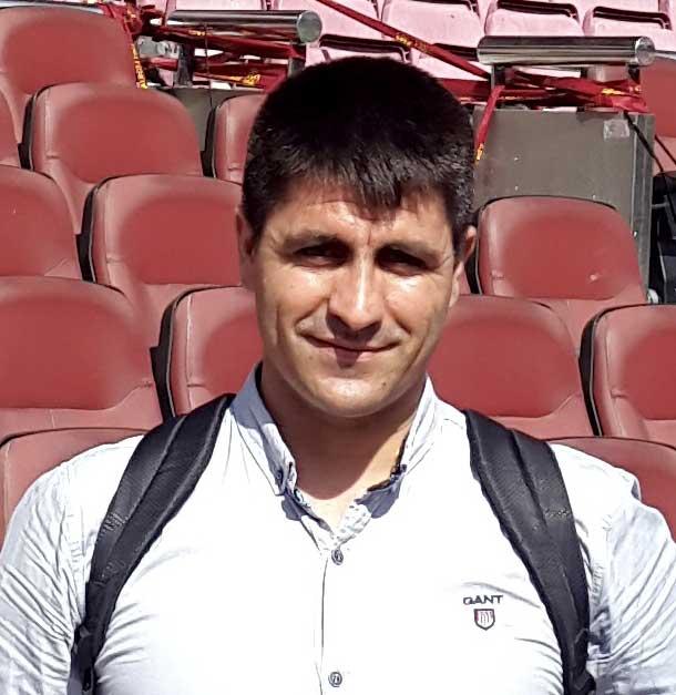 Dr. Rahim Mahmoudvand